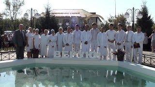 Служение 03 сентября 2017 года. Святое водное крещение 2017.