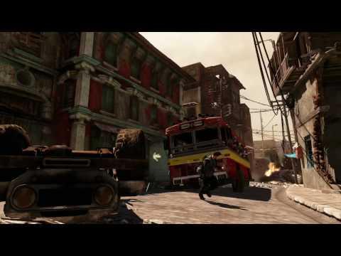UNCHARTED 2 - E3 Trailer