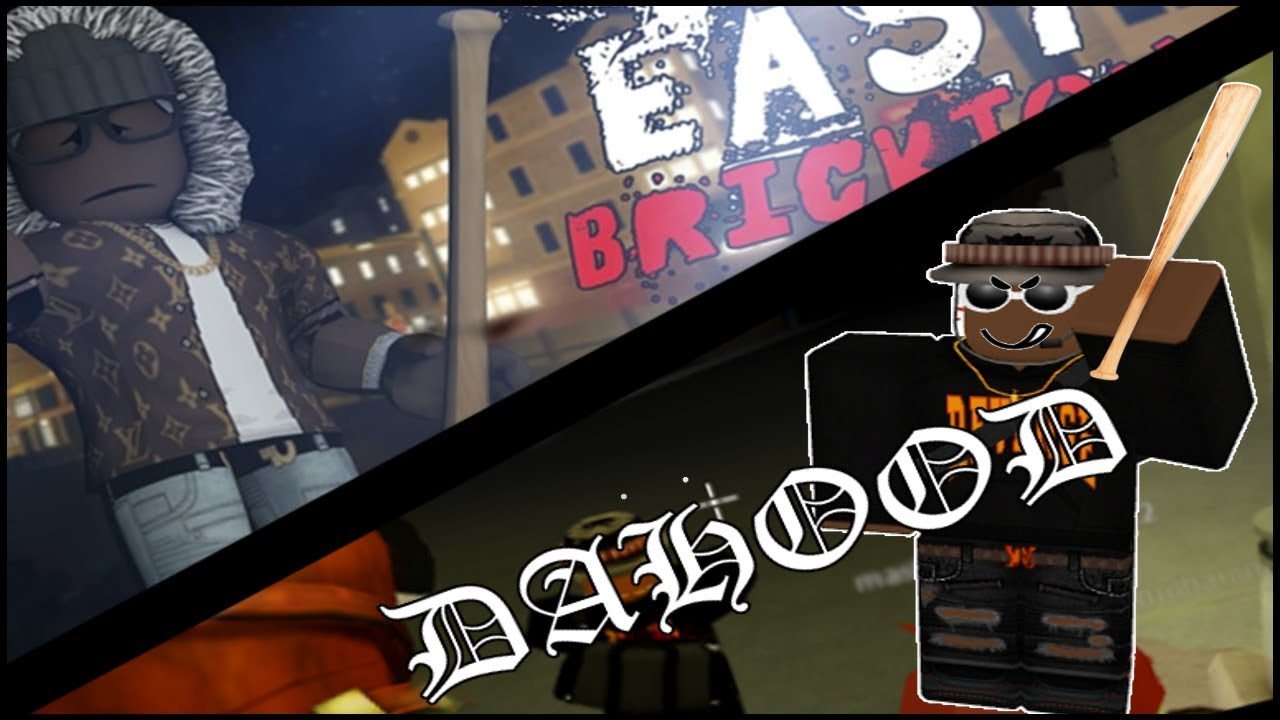 They Jump Me East Brickton And Dahood Gameplay Roblox Youtube