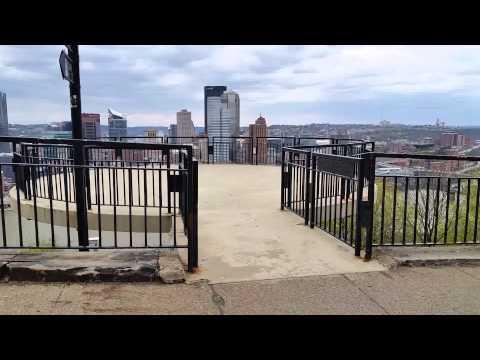 Grandview Avenue Mount Washington Pittsburgh PA