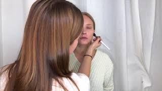 Как сделать идеальные красные губы  1