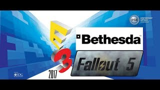 Fallout 5? TES 7? СЕРЬЁЗНО?! сливы E3 2017