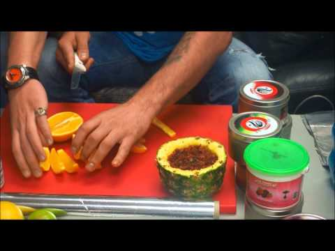 How to make the best Hookah Fruit Bowl by HOOKAHBoss, Art Hookah, and Hookahjohn