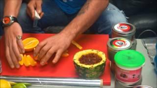 How to make the best Hookah Fruit Bowl by HOOKAHBoss, Art Hookah, and Hookahjohn