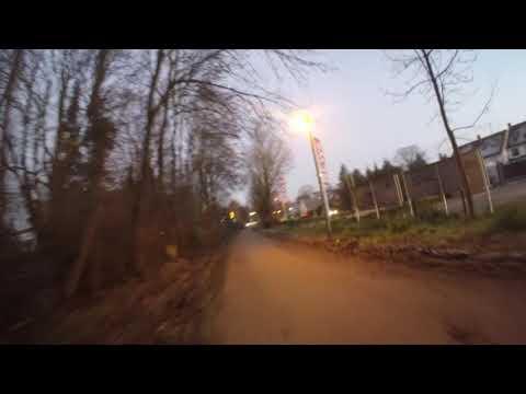 Mit dem Rad zur RS1 Eröffnung: Im Morgengrauen ins Ruhrgebiet