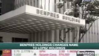 SEC approves name change to Lopez Holdings Corporation