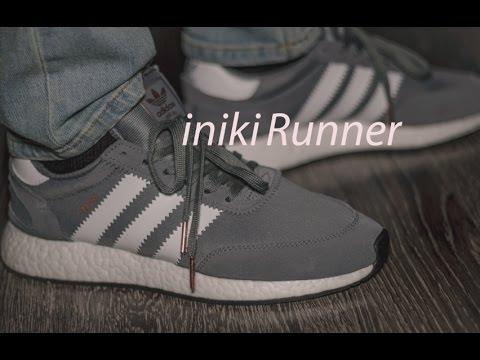 d24a0779956b Adidas Iniki Runner + BOOST(2017)!!! Unboxing +