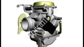 Suzuki GS150R : B S TYPE Carburettor