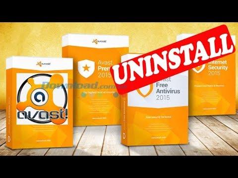 Gỡ Bỏ avata Tận Gốc-how to uninstall avast antivirus hỗ trợ 0702222637 giá 200k