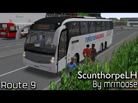 OMSI 2 Scunthorpe LH (Beta) Route 9
