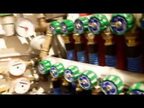 Как работает коллекторное водоснабжение.