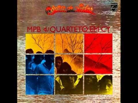 Cobra De Vidro- 1978- MPB-4 / Quarteto Em Cy  (Completo)