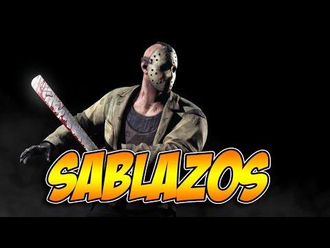 Mortal Kombat X: Sablazos con Jason