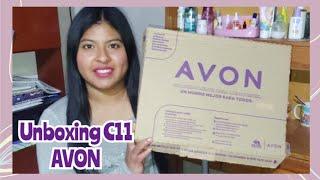 Unboxing C11 AVON + Pasando re…