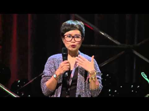 Imagination Beyond Limitation | Pinot and Neverland Family | TEDxJakarta