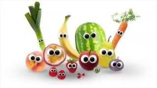 Die Frechen Freunde helfen dir dabei das ABC ganz spielerisch zu le...