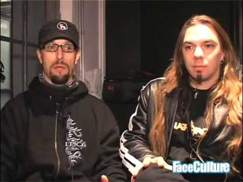 Sonata Arctica 2007 interview - Tony Kakko and Elias Viljanen (part 1)