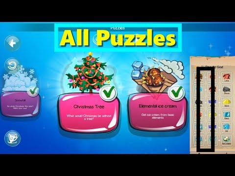 Doddle God Genesis Secrets: Puzzels All Completed  