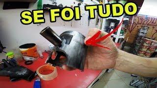 FUNDI O MOTOR DA DT200 » PIU «