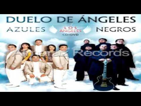 ANGELES AZULES VS ANGELES NEGROS - DUELO DE ANGELES