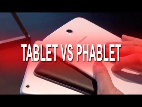 ¿Qué es mejor comprar un Tablet o un Phablet? Danos tú opinión