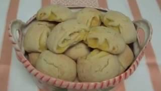 Апельсиновое печенье (Кухня народов мира: простые кулинарные рецепты)
