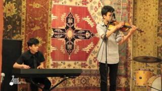 Tonica Trio - Ashkharhums Imn Dun is || Sayat Nova Festival
