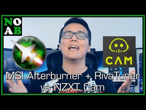RivaTuner Vs NZXT Cam - Which On Screen System Monitoring Should You Use?