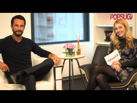 Rodrigo Santoro on Heleno and His Heartthrob Status
