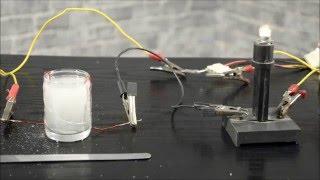 Вода и электрический ток/Water and electric current