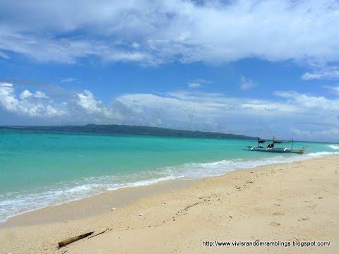 Yapak Beach (Puka Shell  Beach), Boracay Island