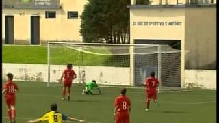 Santa Clara 0-1 Atlético