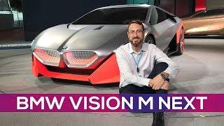 Así es el futuro de BMW - BMW Vision M NEXT | Coches SoyMotor.com