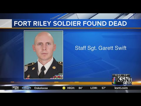 Fort Riley soldier found dead in Junction City