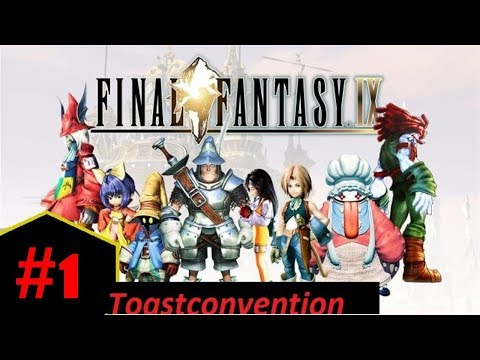 Was ein Theater | LET'S PLAY Final Fantasy IX PS4 #1 | [DEUTSCH/GERMAN]