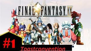 Was ein Theater | LET'S PLAY Final Fantasy IX PS4 #1 | [DEUTSCH/GERMAN]