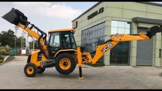 JCB 3DX ecoXcellence Backhoe Loader  review