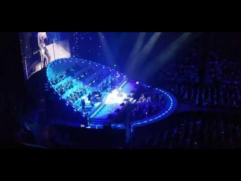 Michael Buble Orchestra Pepsi Center Denver, CO