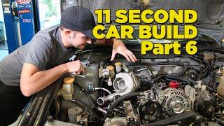 Gramps the 11 Second Car - Build Part 6