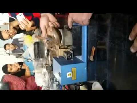 sieve analysis and casagrande experiment.