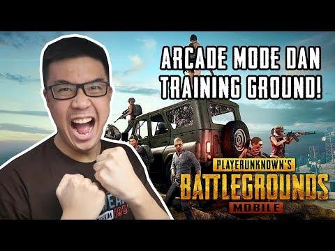 Update Baru! Arcade Mode & Training Ground! - PUBG Mobile (Indonesia)