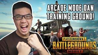 Video Update Baru! Arcade Mode & Training Ground! - PUBG Mobile (Indonesia) download MP3, 3GP, MP4, WEBM, AVI, FLV April 2018