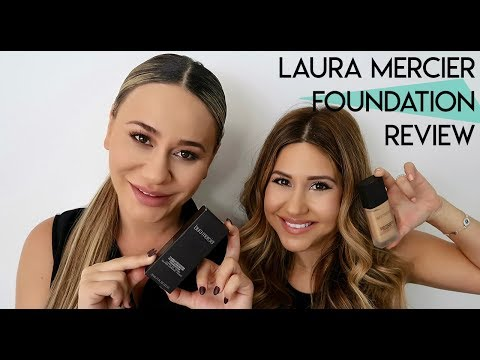 MAKEUP REVIEW: Laura Mercier Foundation thumbnail