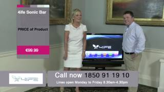 Super Sonic Sound with the Sonic Bar from 4 IFE