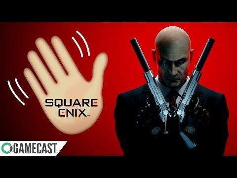 Square Enix Selling Hitman Developer IO Interactive - CI Gamecast Ep. 59 (2/3)
