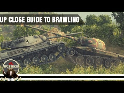 Three Keys To Brawling World of Tanks Blitz