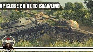 Three Keys To Brawling World of Tanks Blitz