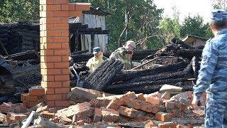 Два человека погибли при взрыве газа в Боровском