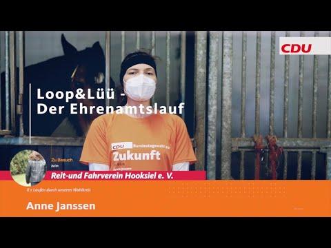 Loop&Lüü – Der Ehrenamtslauf in: Hooksiel (Teil 1)