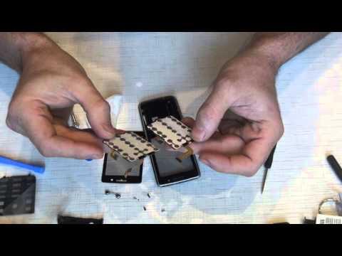 Ремонт телефона Philips Xenium X623 | How To Repair Mobile Cell Phone Philips Xenium X623